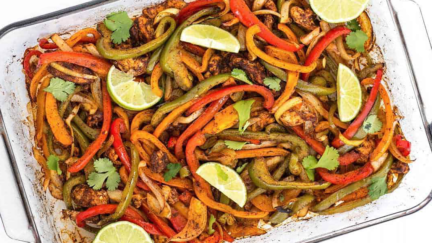 Simple Oven Fajitas