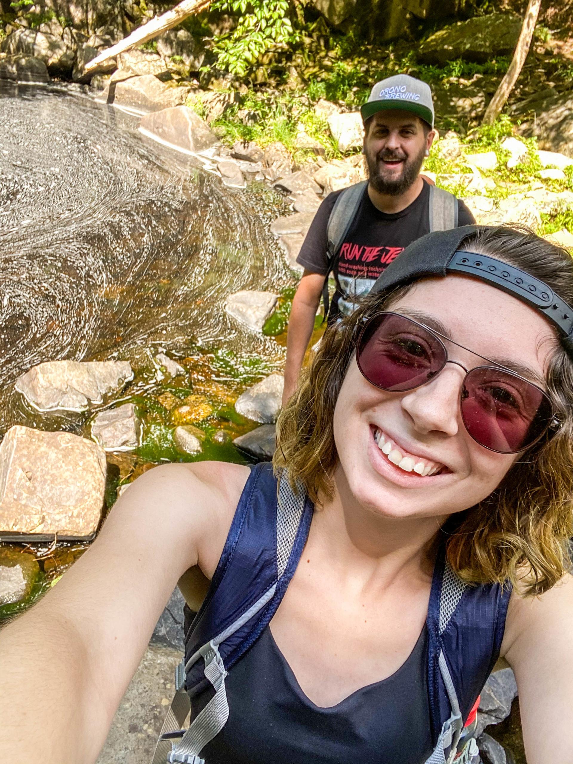 Lower Poplar Falls